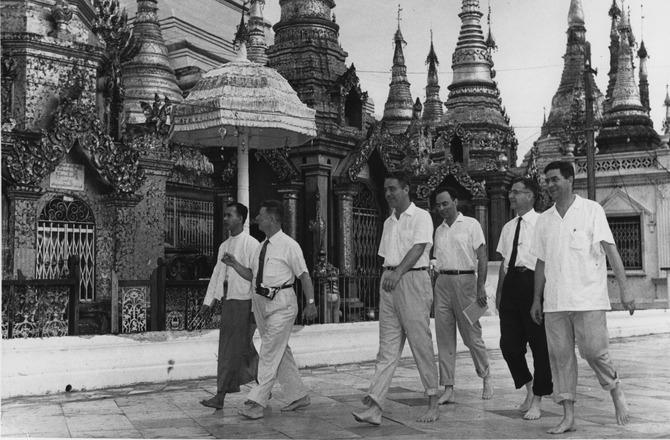 Destination: Burma