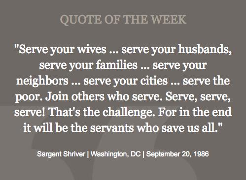 Serve, serve, serve!