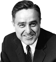 Sargent Shriver Portait