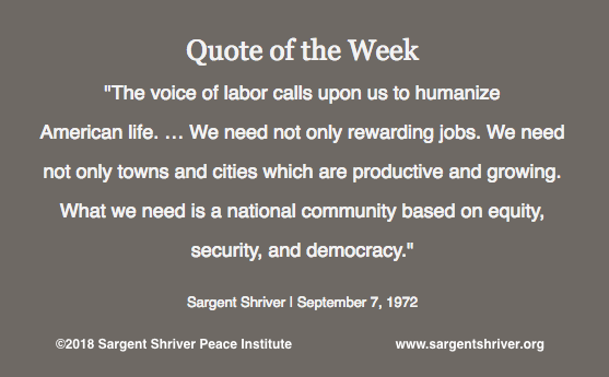 The Voice of Labor