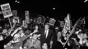On the Campaign Trail with JFK