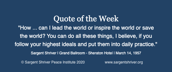 Quote of The Week February 17 2020