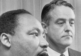 Sarge and Martin Luther King Jr.